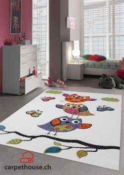 Kinderteppich DIAMOND KIDS EULE