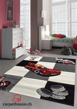 Kinderteppich DIAMOND KIDS Car