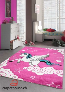 Kinderteppich DIAMOND KIDS Pegasus